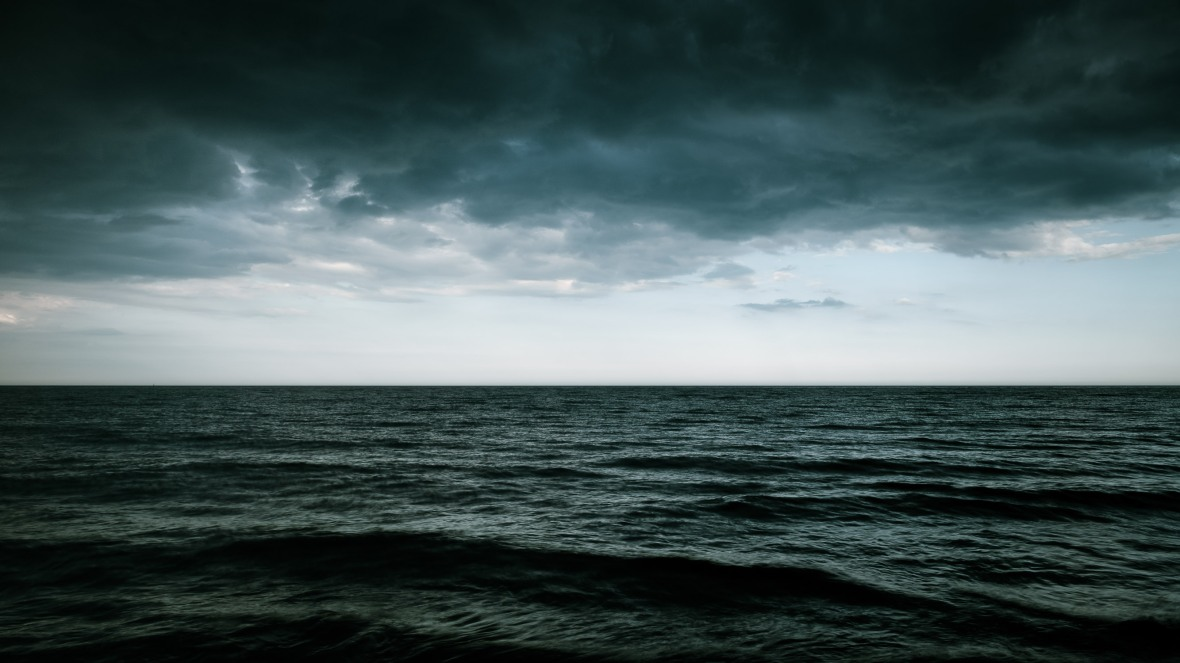 'Dark Sea', Winterton-On-Sea, Norfolk